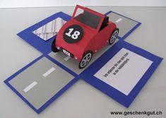 Überraschungsbox Führerschein Fahrstunden Benzingutschein