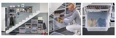 Oppbevaring under trapp - tips? - ByggeBolig Loft, Bed, Furniture, Home Decor, Lofts, Home Furnishings, Interior Design, Home Interiors, Decoration Home