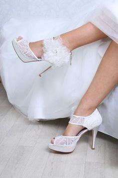 8 mejores imágenes de Sandalias de novia | Sandalias novia