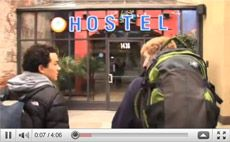 Youth Hostels & Hostels Worldwide Book with Hostelling International -- keep a special look out for buildings with character