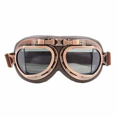4744d774907 Steampunk Aviator Goggles