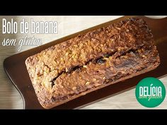 Cereal, Banana Bread, Diabetes, Low Carb, Gluten, Desserts, Youtube, Food, Cereal Bars