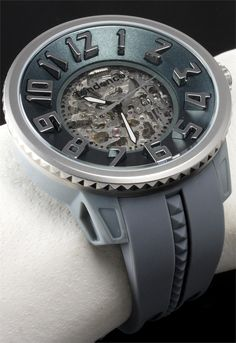Tendence T0491003 Skeleton Automatic Watch from Watchismo.com