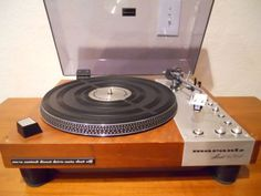 Marantz 6300 Vintage Audiophile Turntable for receiver Very Good Condition   eBay ($200-500) - Svpply