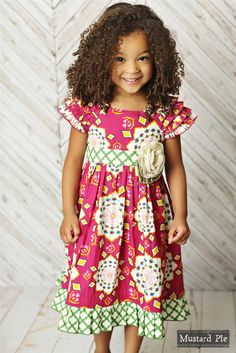 Objective Matilda Jane Hold Me Close Dress Nwt Sz 12-18mo $42 Value Baby & Toddler Clothing