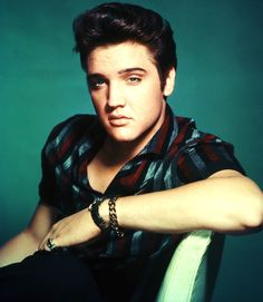 "Elvis Presley ""King of Rock and Roll"""