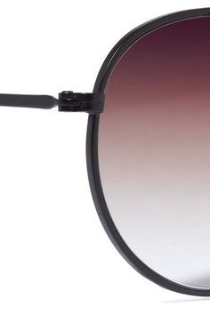 d9466db6be5 Westward Leaning - Cellophane Disco round-frame metal sunglasses