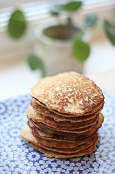 Havrelapper med 3 ingredienser - Helene Ragnhild Breakfast, Morning Coffee