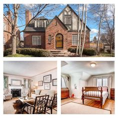 home Just listed! Exceptional 1937 brick #Tudor in East #WashPark. Find out more: rem...