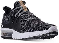 ff18d6b0b Nike Women s Air Max Sequent 3 Running Sneakers from Finish Line   Reviews  - Finish Line Athletic Sneakers - Shoes - Macy s