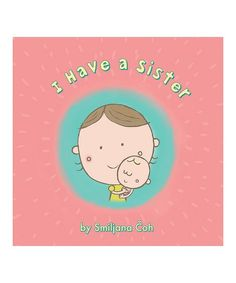 tiger tales I Have a Sister Hardcover   zulily