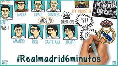 La historia del Real Madrid en 6 minutos