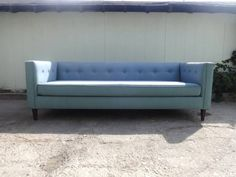 A nice mid-century sofa to recover $400