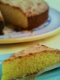 Bolo de Fubá com Calda de Limão   Tortas e bolos > Receitas de Bolo de Limão   Receitas Gshow
