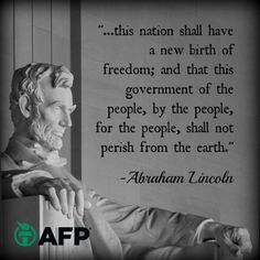 150 years ago today Abraham Lincoln gave the Gettysburg Address.