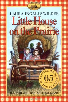"Survival books for kids: ""Little House on the Prairie"" series, by Laura Ingalls Wilder"