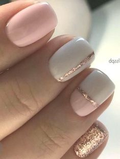 Simple summer designs for nails 2020  #designs #nails #simple #summer