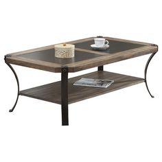 Emerald Home Furnishings Lancaster Coffee Table