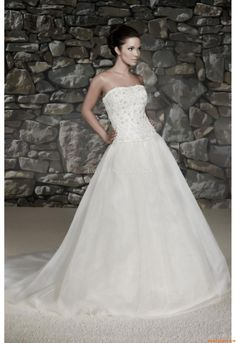 Vestidos de noiva Lisa Donetti 70220 2012
