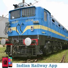 The facility available through IRCTC online mobile ticketing service either book tickets from mobile its easy then directly go at the station on ticket counter and book your jounrey tickets.