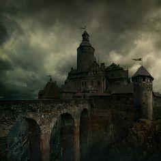 Czocha Castle... by Alcove