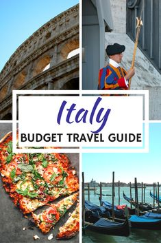 Italy Budget Travel Guide