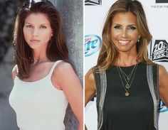 Ladies of the '80s & '90s -- Then & Now Charisma Carpenter