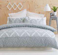 Love this bedroom look from Kmart Australia.