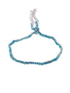 Carolina Bucci Gold & silk braided Lucky bracelet on shopstyle.com