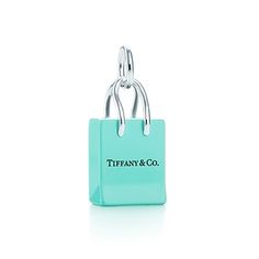 Tiffany and Co. Shopping Bag charm! I have to have one for my Pandora!!!