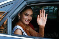Miss Universe 2015 Pia Wurtzbach Dubai lifestyle event Dragon Mart