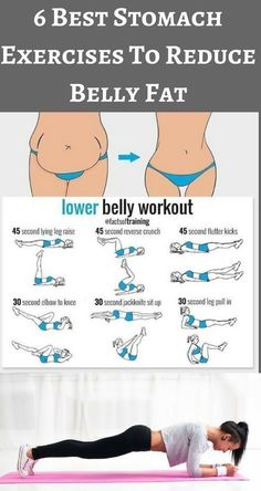 Exercise for obese belly fat