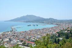 DSC_0626 Zante, Zakynthos, port, view, Bochali, hill, city, ionian sea, the haute strawberry, travelling