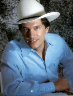 George Strait Vintage Concert Vintage Print at Wolfgang's Young George Strait, George Strait Family, Best Country Singers, Country Musicians, Romantic Country Songs, Strait Music, Joyce Taylor, Legendary Singers, Love My Boys