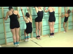 Welcome to a day in our gym at Okanagan Rhythmic Gymnastics (part 1) - YouTube