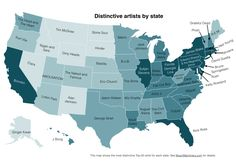 The Story Behind Your State's Favorite Act