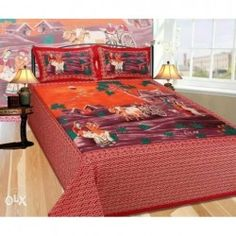 Cotton Bed sheets_101