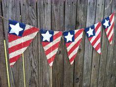4 th of July Burlap Banner, Patriotic Burlap Banner July Crafts, Summer Crafts, Holiday Crafts, Happy Summer Holidays, Random Holidays, 4th Of July Party, Fourth Of July, 4th Of July Photography, Photography Props