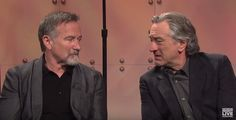 Robin Williams & Robert de Niro are guests on this edition of 'What's Up With That?' Aired 12/04/10