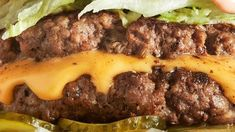 Air Fryer Double Cheeseburger Grab your air fryer and you'll have a delicious keto air fryer double cheeseburger in no time. A perfectly simple keto meal, with big taste!Delicious Delicious may refer to: Air Fryer Recipes Keto, Air Fry Recipes, Gourmet Recipes, Low Carb Recipes, Beef Recipes, Healthy Recipes, Bariatric Recipes, Burger Recipes, Bon Appetit