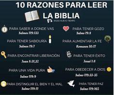 Frases- cristianas-razones para leer la biblia #frasescristianas Biblical Verses, Bible Verses, Faith Quotes, Bible Quotes, Catholic Prayers, God Loves Me, Believe In God, Dear Lord, God Jesus