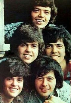 The Osmond Brothers Donny Osmond, Marie Osmond, All In The Family, We Are Family, My Favorite Music, Favorite Person, Sweet Memories, Childhood Memories, Merrill Osmond
