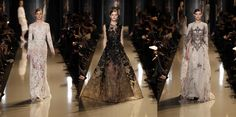 Elie Saab Haute Couture SS13 #Fashion #runways #style #spring #summer