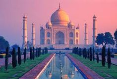 The Taj Mahal. So much history and beauty it's breathtaking.