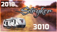 2018 Cruiser Stryker 3010 Toy Hauler RV For Sale All Seasons RV Supercenter Buy this 2018 Stryker 3010 now at http://ift.tt/2u3JYss or call All Seasons RV today at 231-760-8772!   The 2018 Stryker 3010 toy hauler opens up a whole new world of ultimate cam