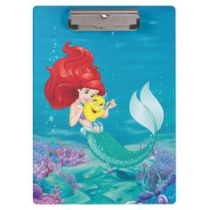 Ariel Make Time For Buddies Clipboard , Disney Princess Gifts, Princess Toys, Little Mermaid Bathroom, The Little Mermaid, Mermaid Room, Baby Girl Toys, Toys For Girls, Mermaid Cupcake Cake, Disney Karaoke
