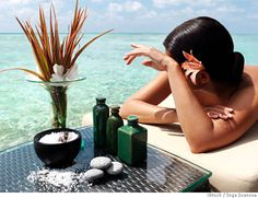 No ingredient is too exotic for luxury spa treatments in Mexico, ...