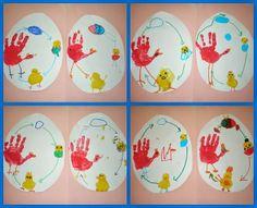 παιχνιδοκαμώματα στου νηπ/γειου τα δρώμενα: από το αβγό στην κότα και από την κότα στο αβγό Easter Art, Easter Crafts, Decorative Plates, Art Therapy, Tableware, Blog, Home Decor, Dinnerware, Decoration Home