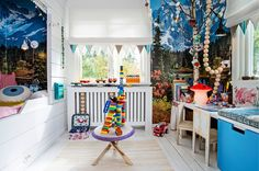kids room- wow..