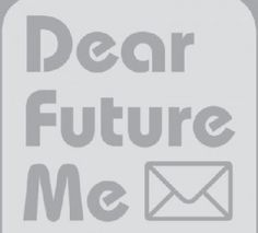 Another excellent writing prompt - it'll email the letter to you on a date that you request it in the future - possibly a beginning of year letter to an end of year self by the students...?